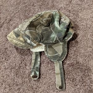 Realtree Infant Hat